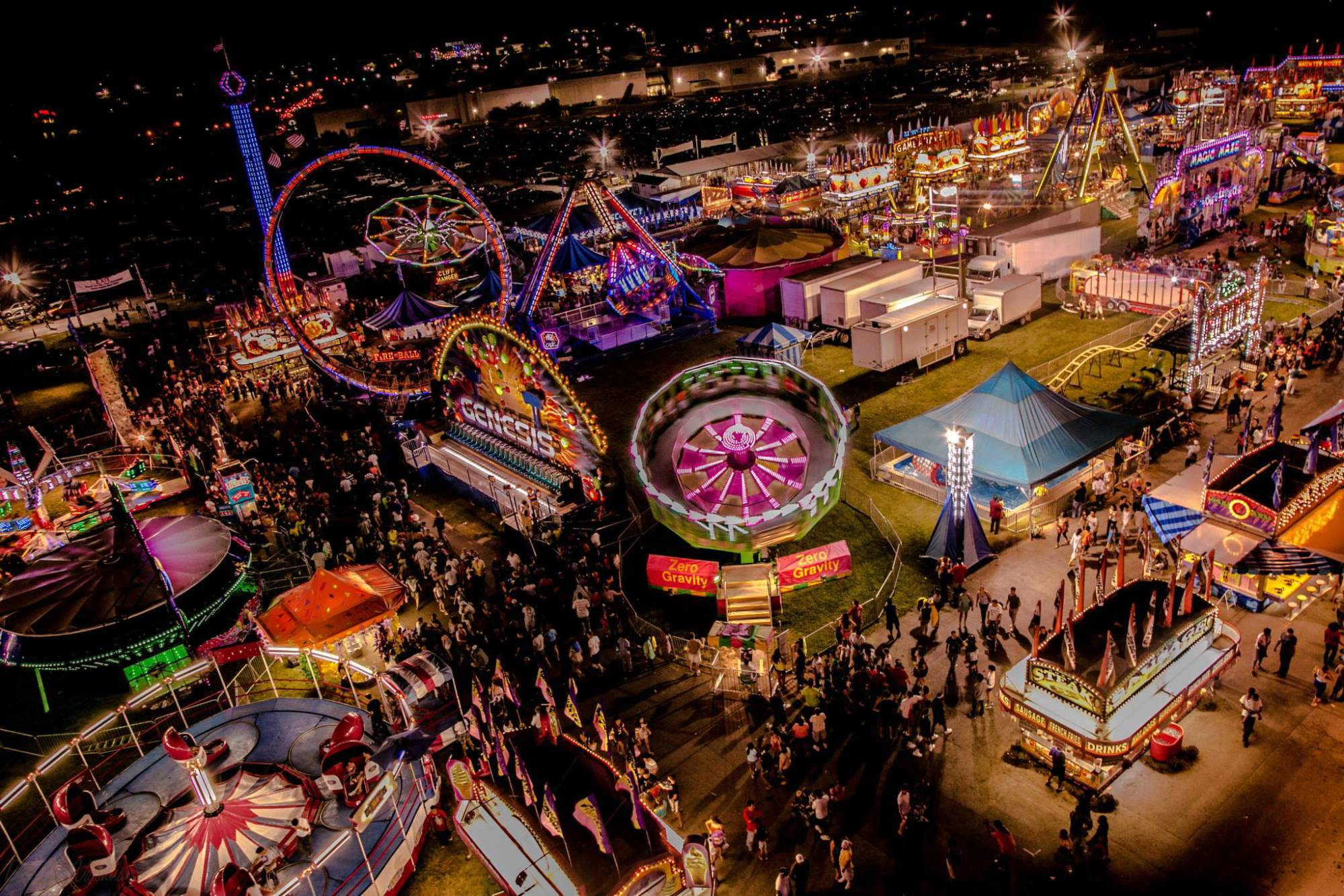 Montgomery County Agricultural Fair 2017 | Kidskud